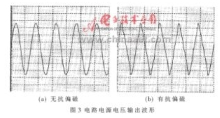>> spwm全桥逆变器输出变压器直流偏磁的抑制  问spwm全桥逆变电路不
