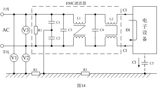当电容充放电时间等于τ时,电容器两端的电压上升或下降的值是最大值