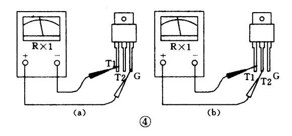 双向可控硅结构原理及应用