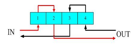 电能表接线图图片