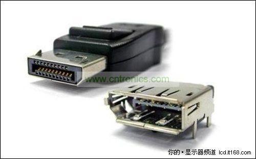 DisplayPort (DP)接口