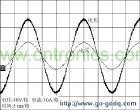 阻性负载稳态波形