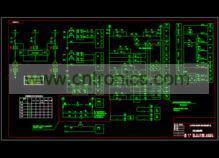 高压变频器主接线图
