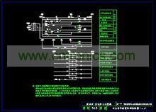 主变保护及信号回路接线图
