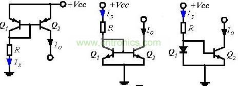 恒流源|电路|工作原理