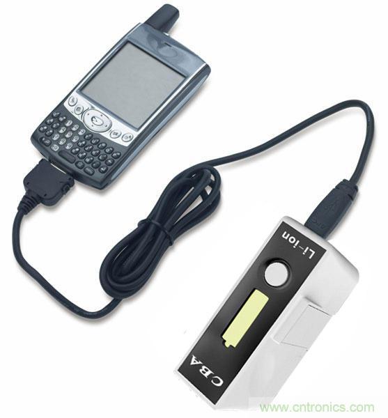 手机移动电源充电器