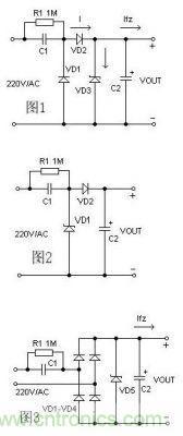 降压式电源电路原理