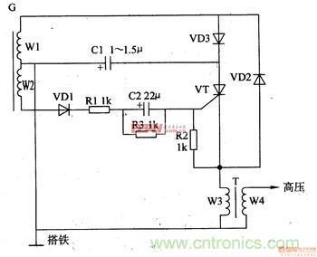 脉冲点火器原理-基础知识-电子元件技术网电子百科【煤气炉脉冲点火器