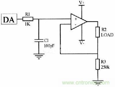 典型的微安级恒流源电路