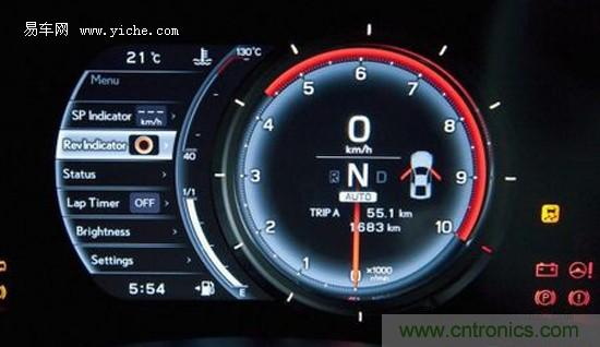 发动机转速越快,点火线圈产生的脉冲次数越多