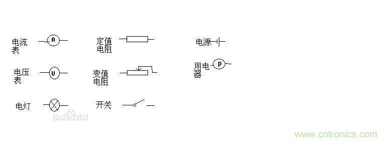 电路图符号大全
