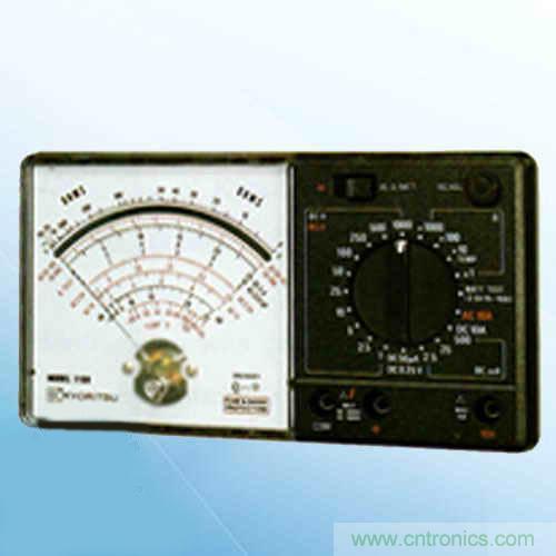 指针式万用表-基础知识-电子元件技术网电子百科