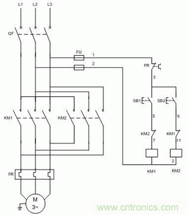 交流接触器原理