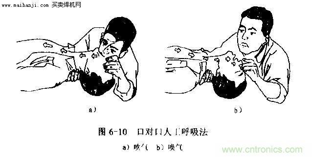 触电急救措施