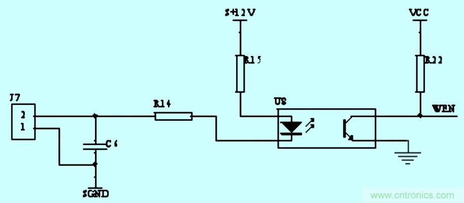 过电流保护电路图-基础知识-电子元件