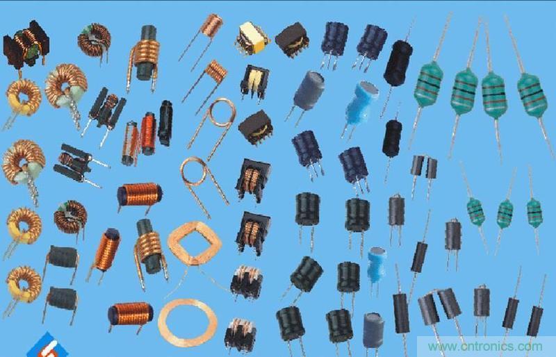 电热器,电感器,变压器,电接触件与保护元件,晶体管,集成电路,显示器件