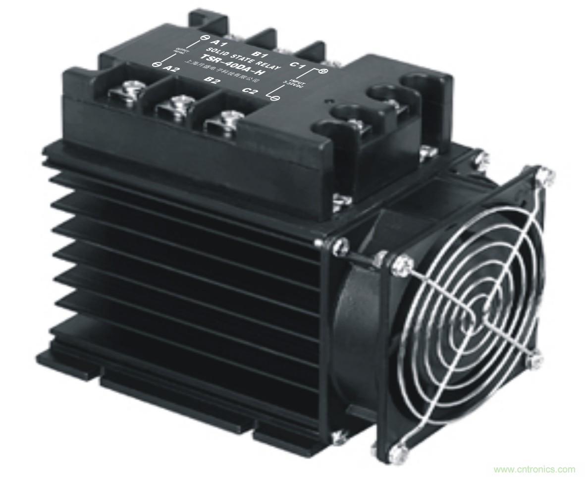 继电器与可控硅的区别