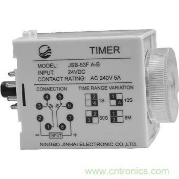 时间继电器的分类 结构及选用原则