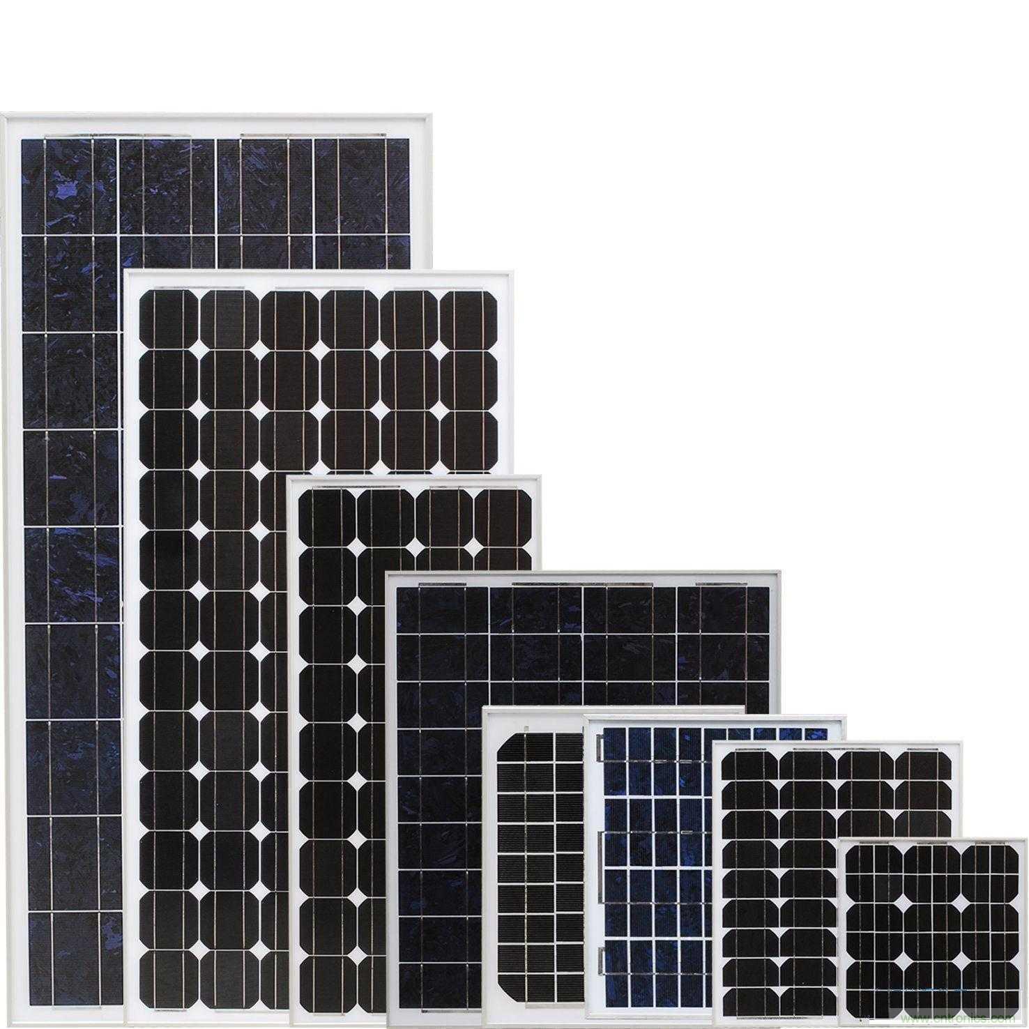 太阳能电池组件-基础知识-电子元件技术网电子百科