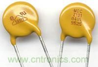 压敏电阻的选用