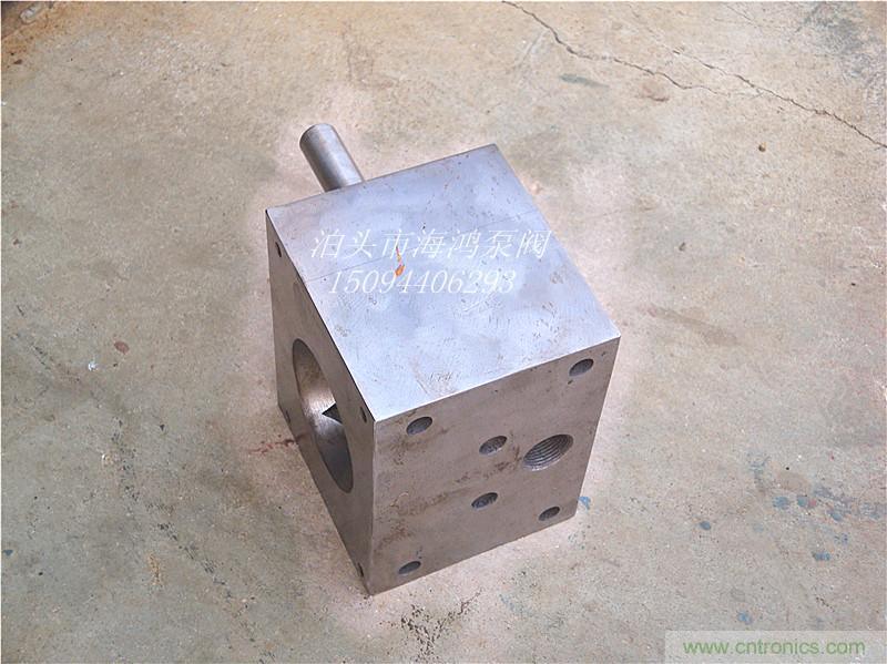 高粘度齿轮泵是什么?