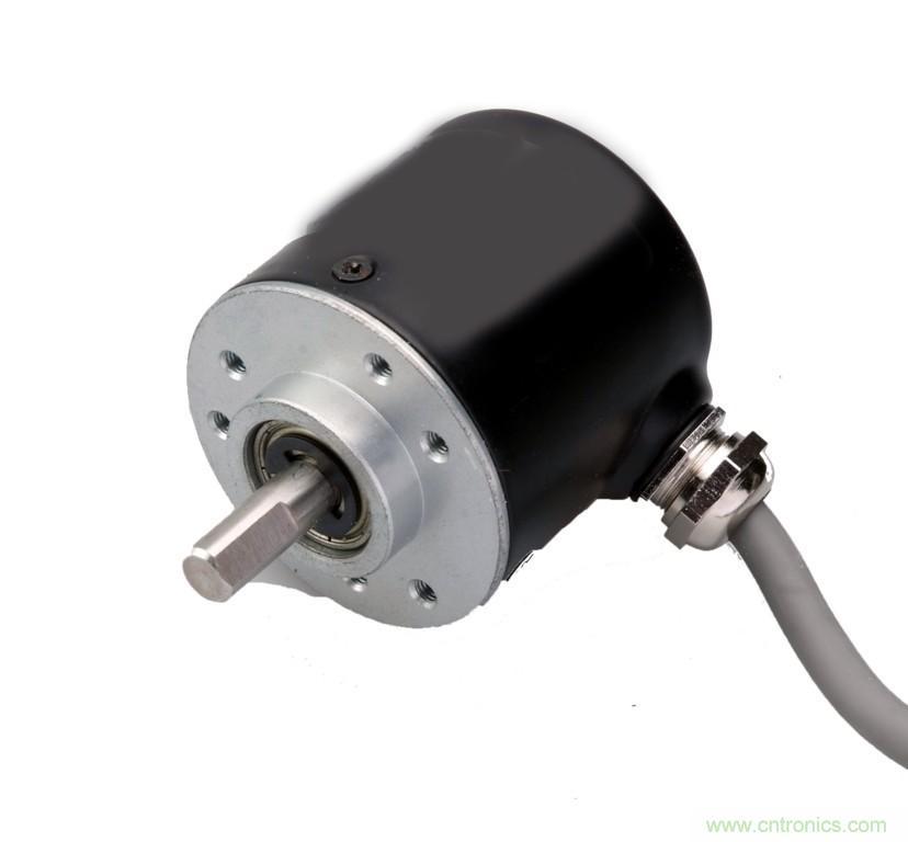 光电编码器 光电绝对式编码器 光电增量式编码器