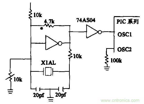 晶体振荡电路的设计