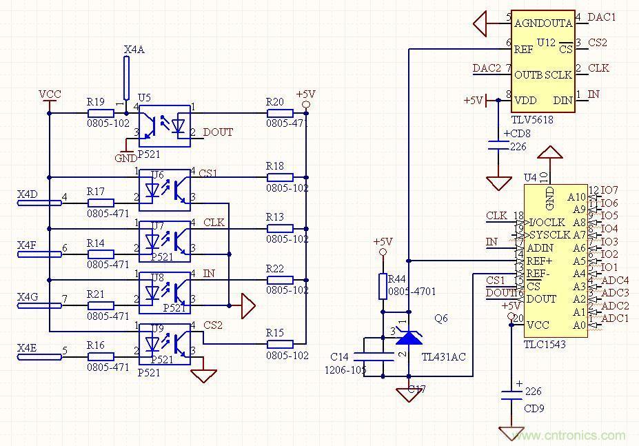 光耦隔离电路 基础知识 电子元件技术网电子百科图片