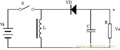 dc-dc升压电路