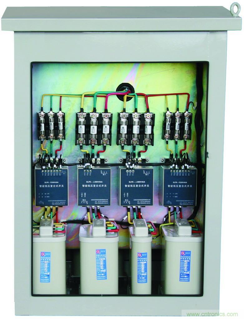 无功补偿电容器运行特性参数选取