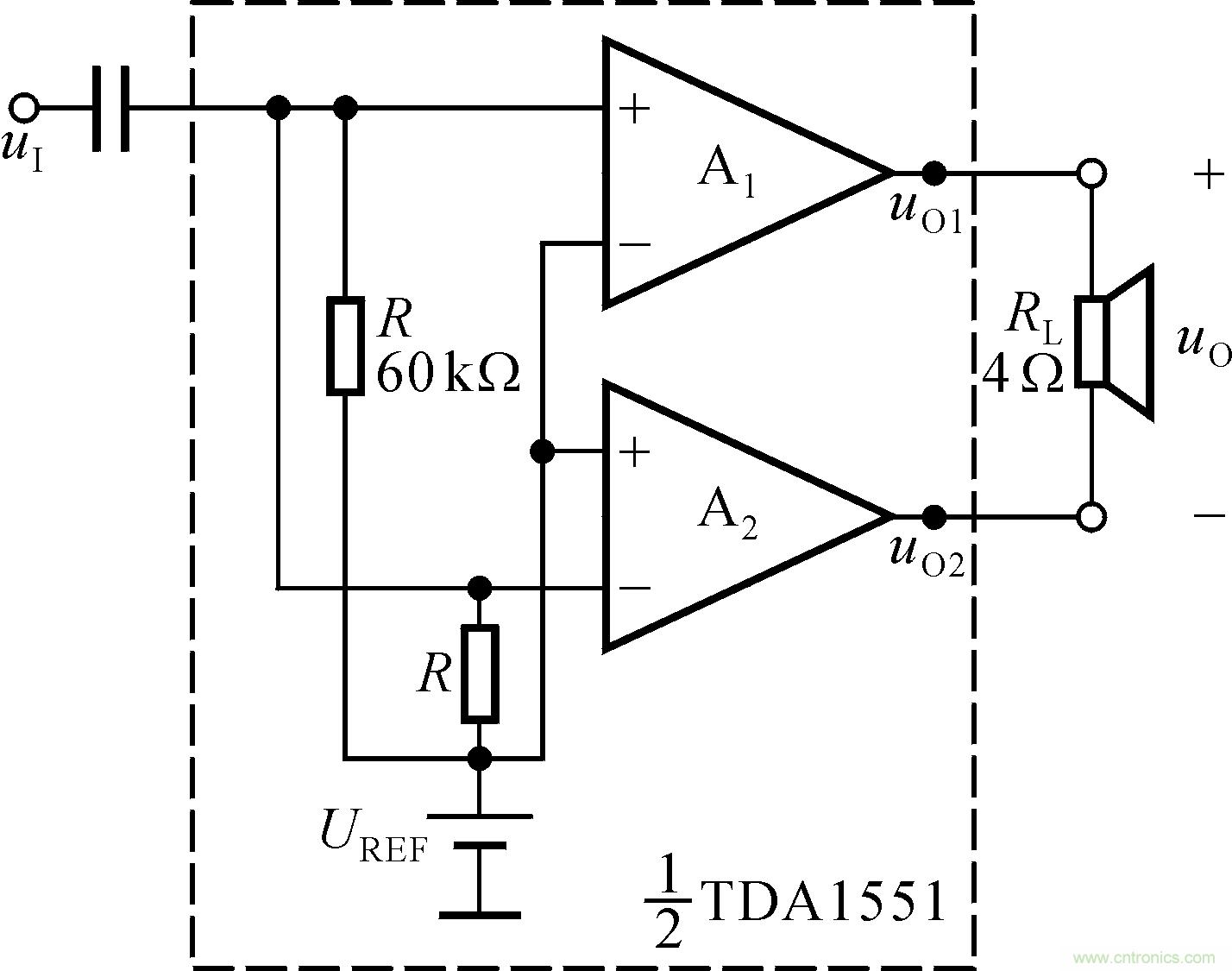 功率放大电路 功率放大电路图