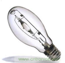 常用电光源的分类