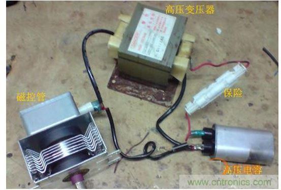 微波炉磁控管检测_老手支招,怎么快准的检测、修理高压电容? - 品慧电子网