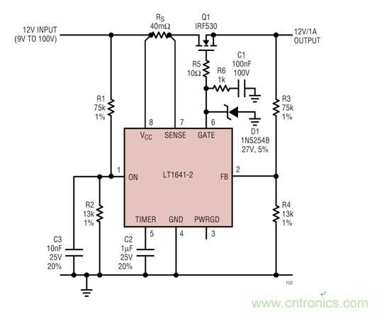 设计攻略:汽车电子电源保护电路