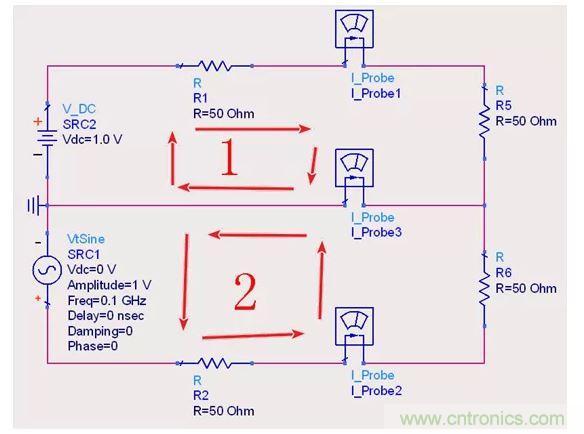 电路拓扑是什么意思