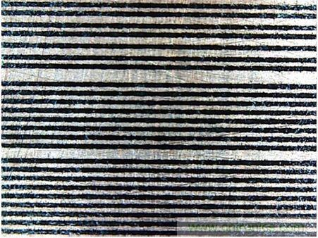 (多图) 图文并茂:在家制作高质量双面PCB板