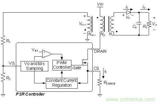 飞兆案例分析:高效率充电器电源设计方案