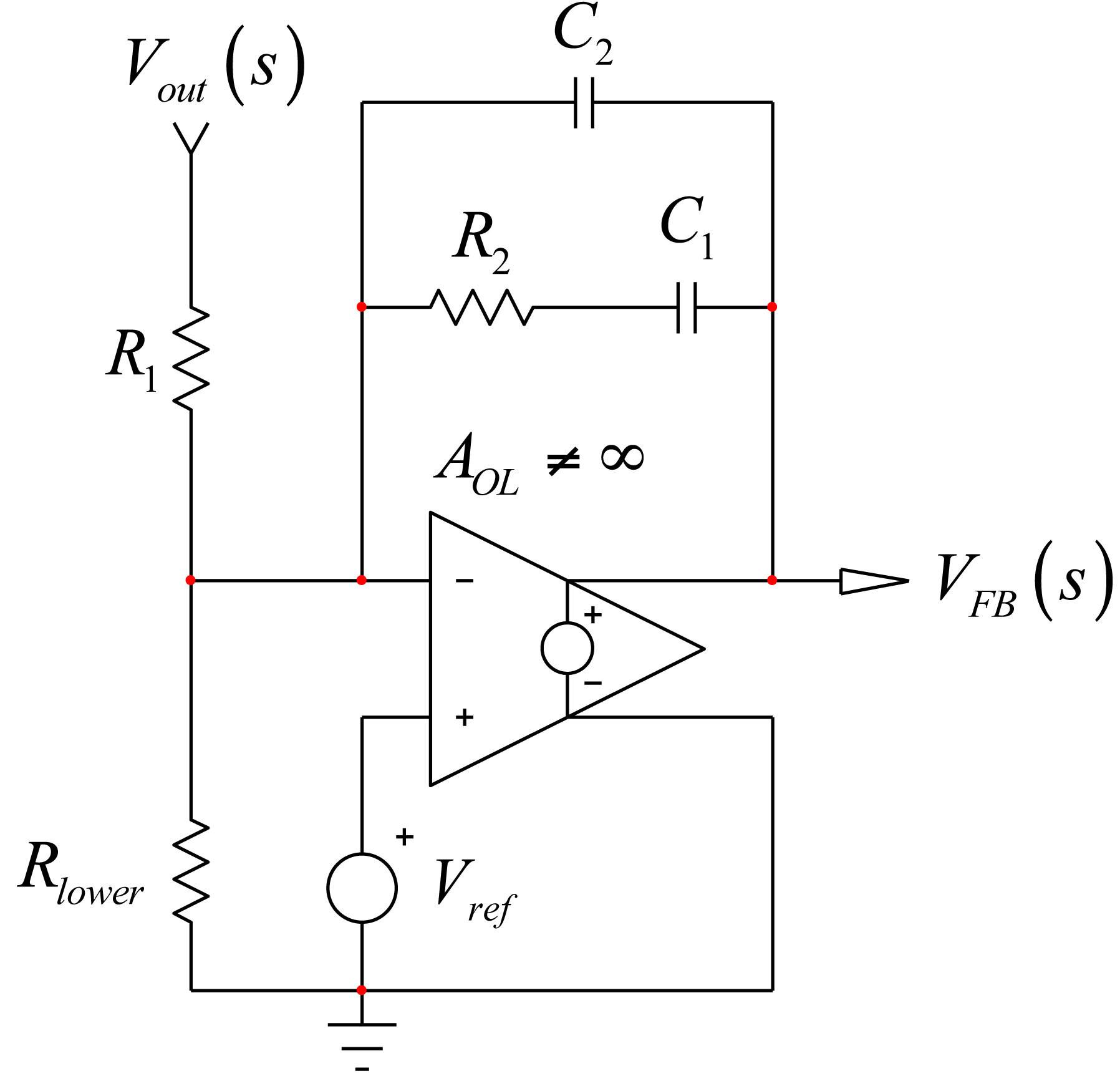 分压式共射放大电路