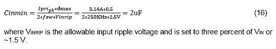 如何设计CCM反激式转换器