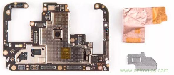 拆解vivo NEX---外媒评出的中国 Top 1智能手机
