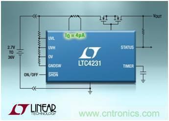 保护电池供电系统的解决方案