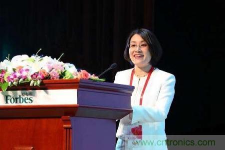 德州仪器宣布任命胡煜华女士担任公司副总裁及中国区总裁