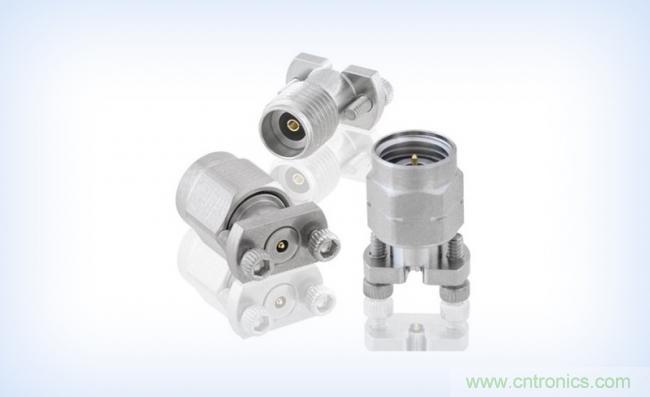 Pasternack推出可达50GHz的免焊垂直装接连接器新产品