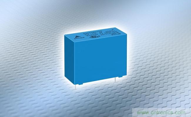 TDK推出坚固耐用型Y2电容器,应用于EMI抑制