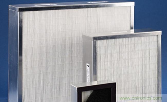 UAF推出先进的恶劣环境空气过滤器