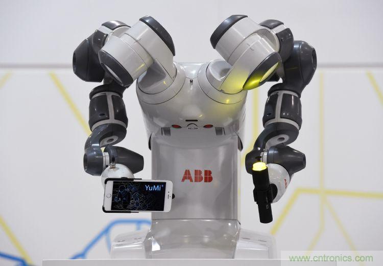 协作机器人市场2024将达年8,500亿日圆