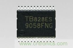 东芝具备LIN从属功能的车载直流电机驱动器IC样品开始发货