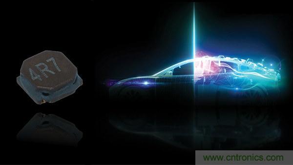 TT Electronics推出的微型低剖面功率电感器
