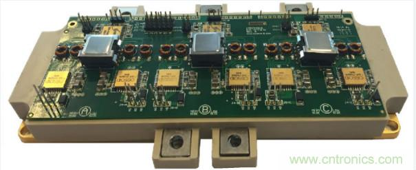 CISSOID与清华大学电机系达成技术合作意向,研发SiC功率模块