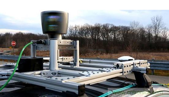 2024年激光雷达市值将突破60亿美元